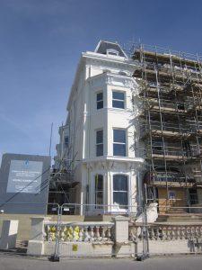Exterior Renovation 1 May 2016