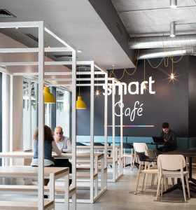 Smartbox offices, Dublin, Ireland