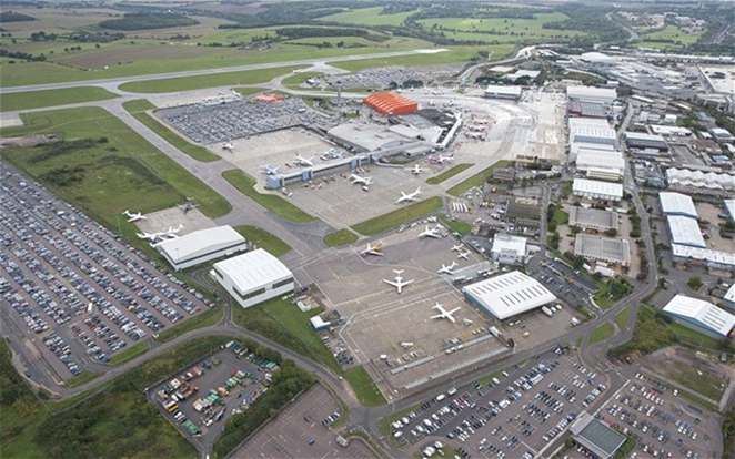 London Luton Airport Installs Ground Breaking New Water