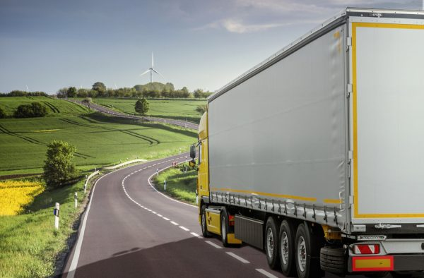 Concerns over HGV driver shortages raised by construction trade body